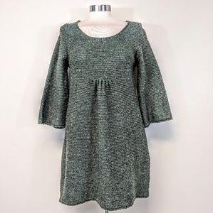 Max Studio Wool Blend Knit Dress